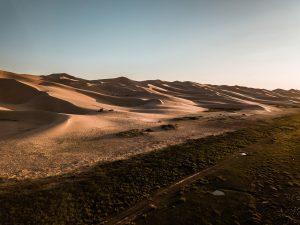 Desert Mongolia