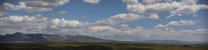 Panoramica Estepa Mongolia