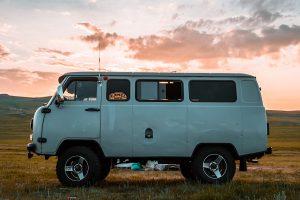 Car Gamba Mongolia