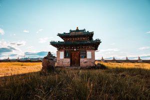 Templo Mongolia
