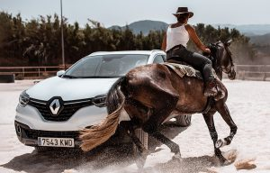 Promo Renault Horse