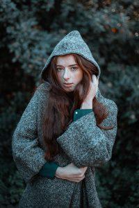 Retrato Bosque Eva