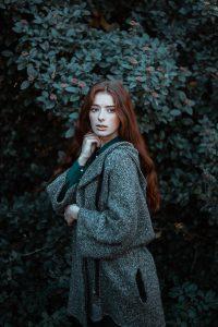 Retrato Eva Bosque