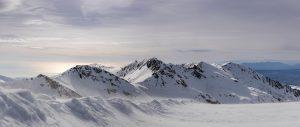 Panoramica Sierra Nevada