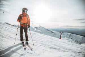 Skiman Sierra Nevada